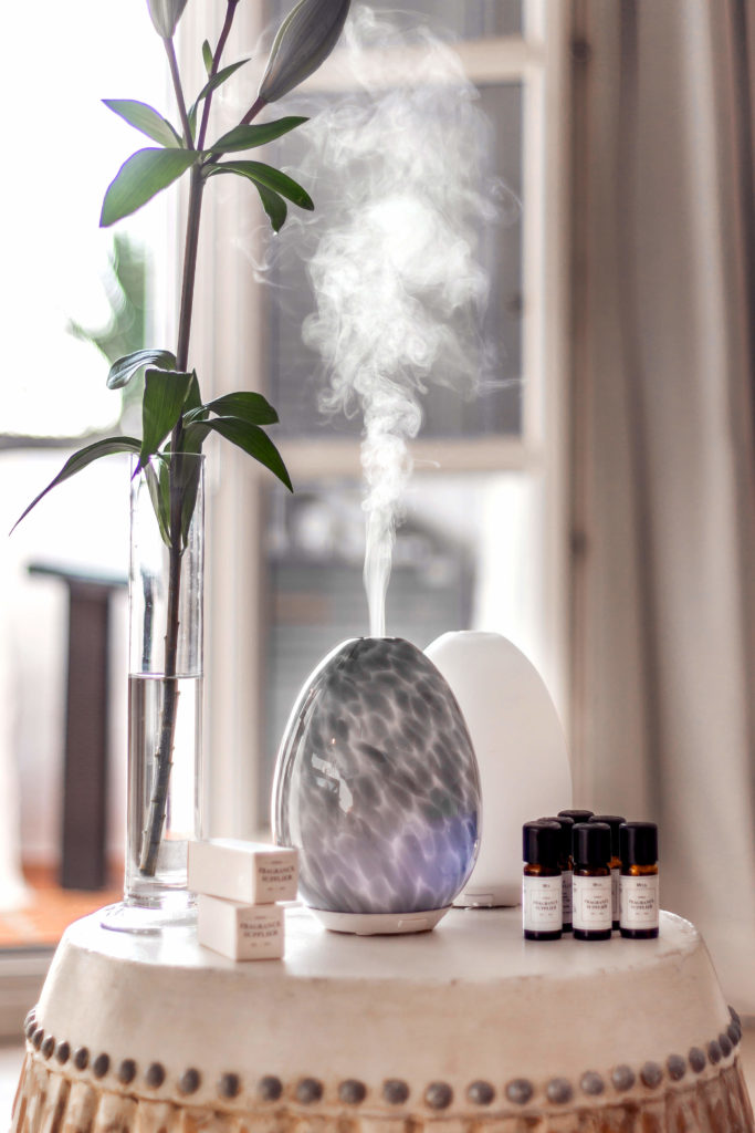 Aroma Diffuser / Luftfuktare